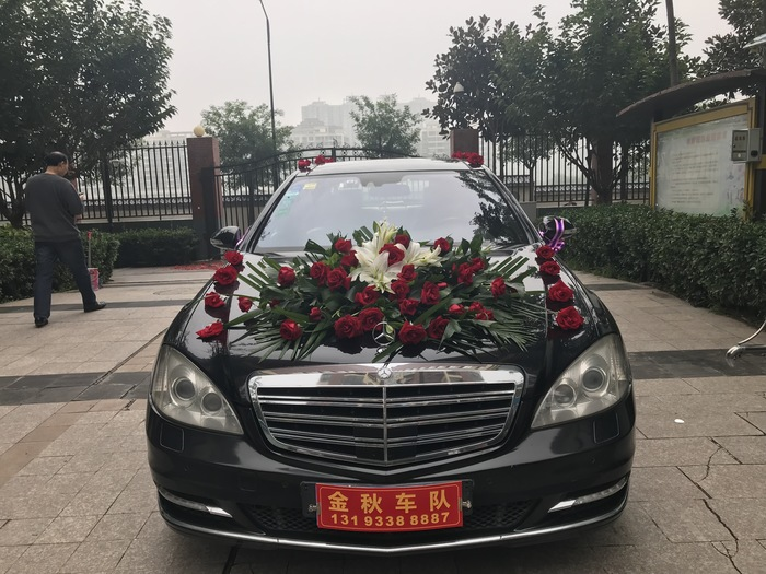 九峰鎮凱迪拉克婚禮車隊