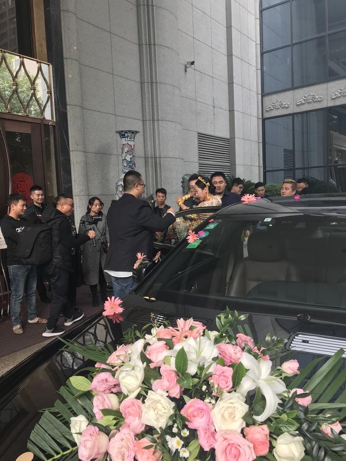 陳河鎮寶馬5系婚禮車隊