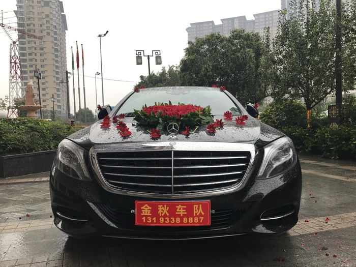 吴起豪华婚车租赁