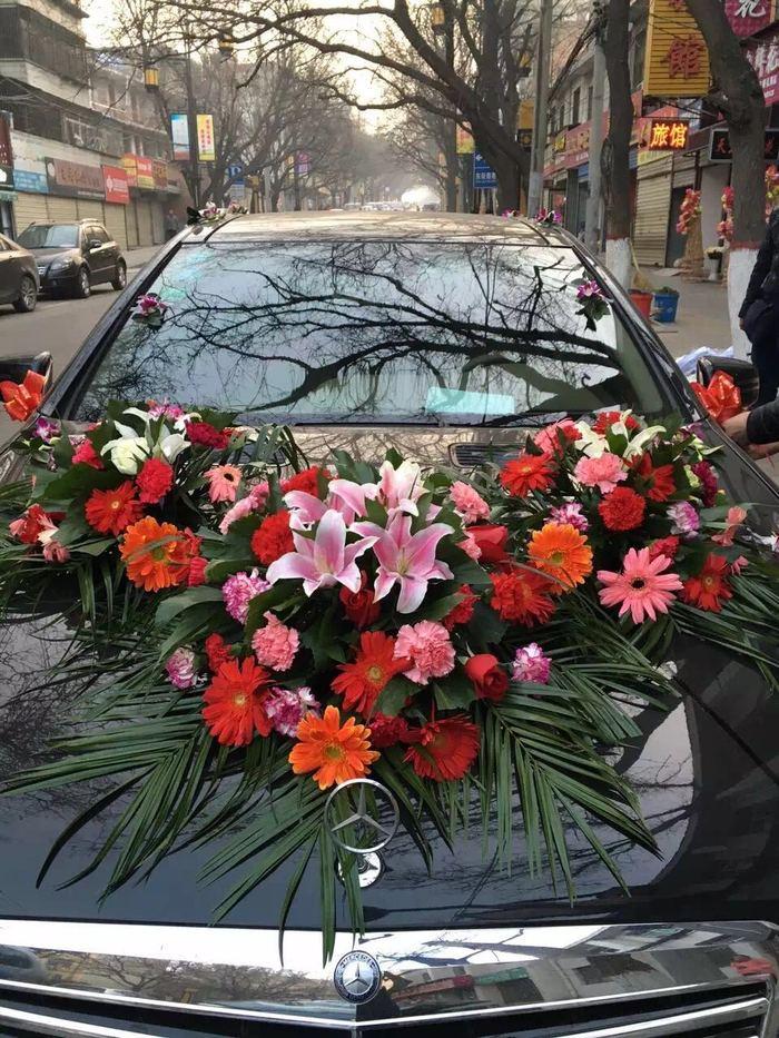 陳河鎮蘭博基尼婚禮車隊
