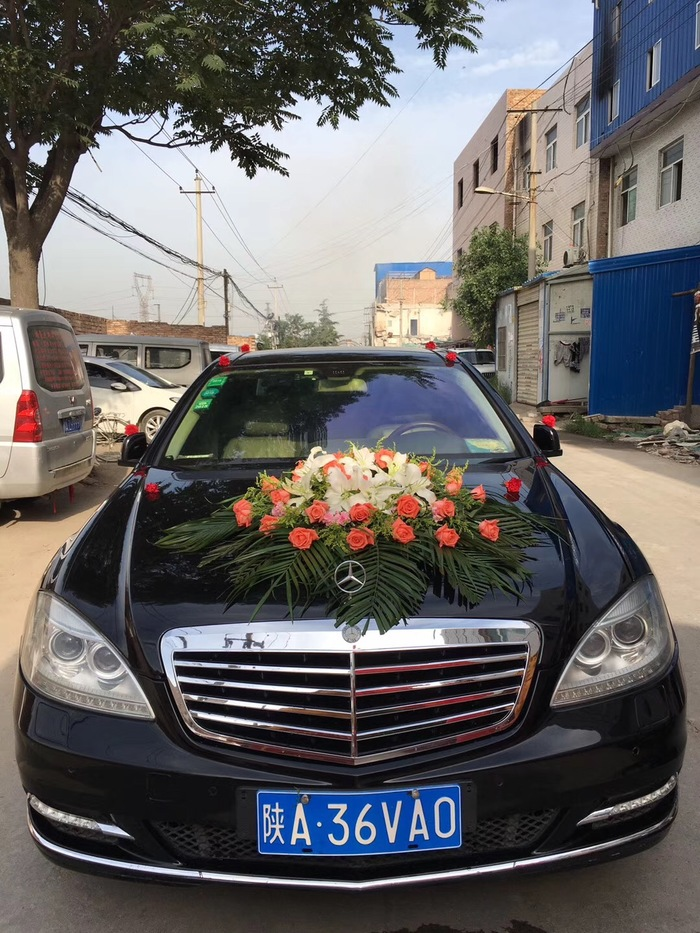 汉阴县豪华婚车租赁