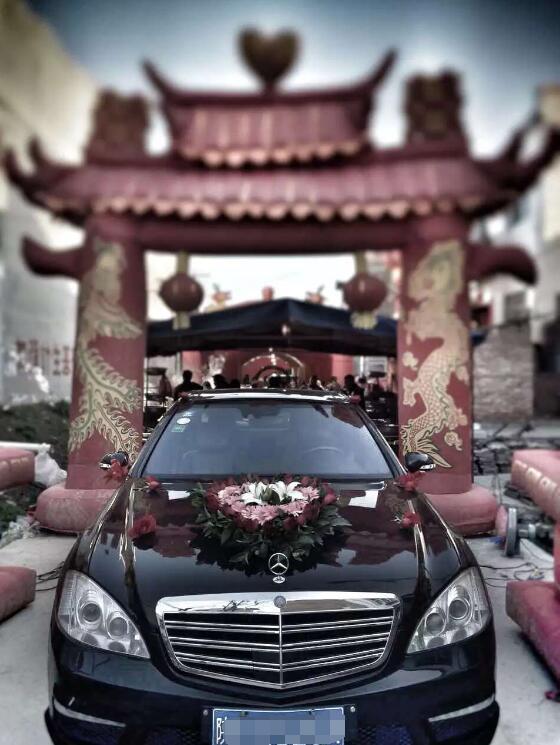 駱峪鎮蘭博基尼婚禮車隊