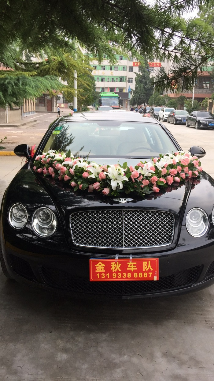 韋曲鎮路虎婚禮車隊
