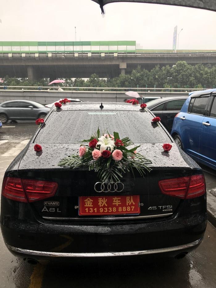 韋曲鎮寶馬MINI婚禮車隊