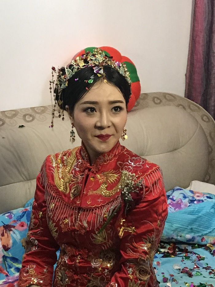 郭杜鎮寶馬7系婚禮車隊