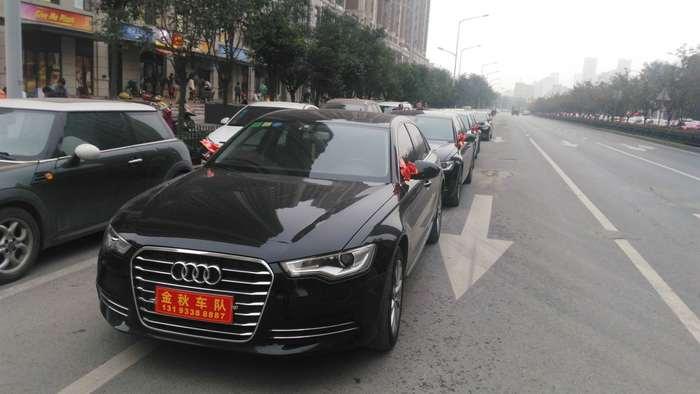 郭杜鎮路虎婚禮車隊