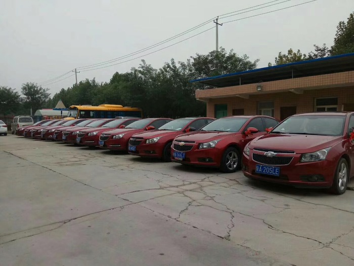 馬王鎮奧迪A4婚禮車隊