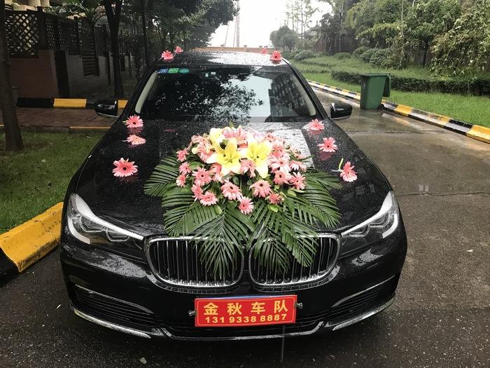 馬王鎮奔馳婚禮車隊