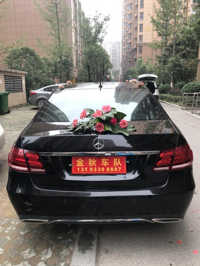 馬王鎮寶馬婚禮車隊
