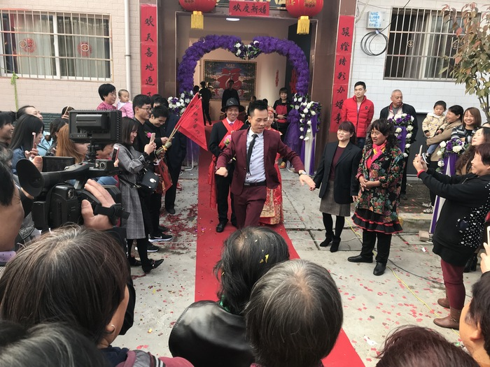 馬王鎮凱迪拉克婚禮車隊