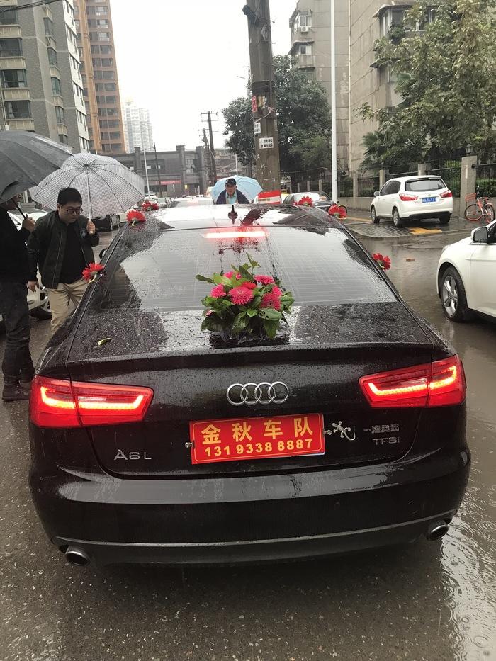 洛川高端婚車租賃