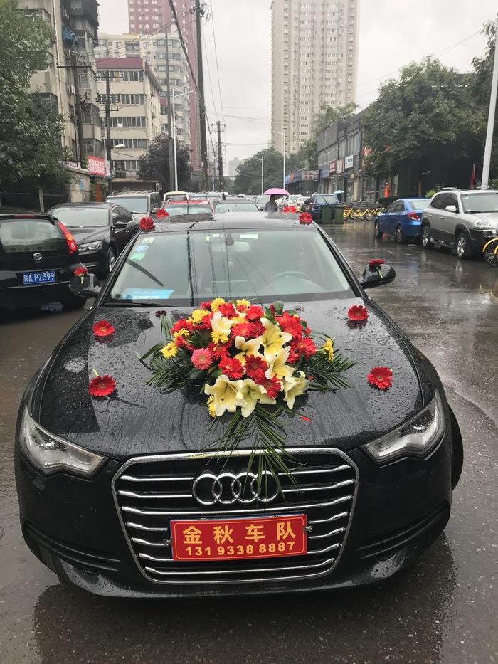 漢濱高端婚車租賃