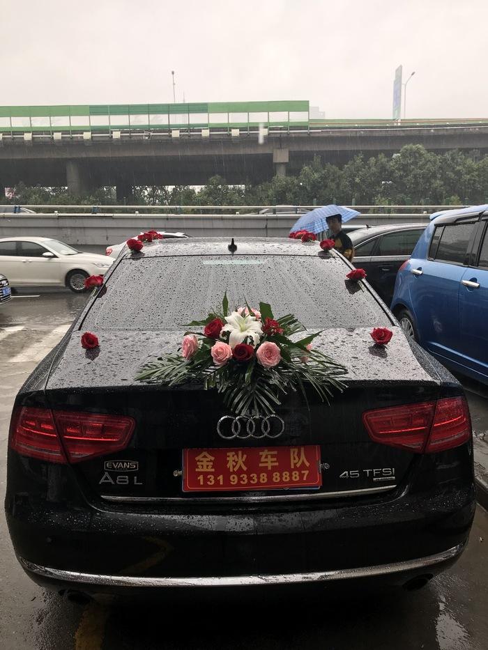 石泉縣高端婚車租賃