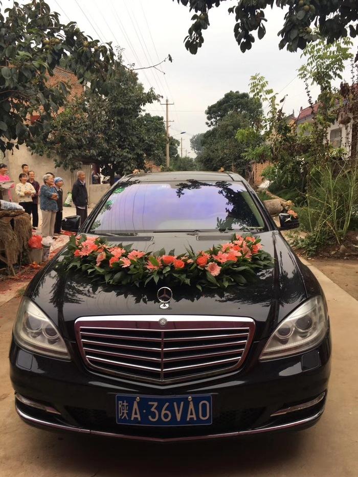 耀州高端婚車租賃