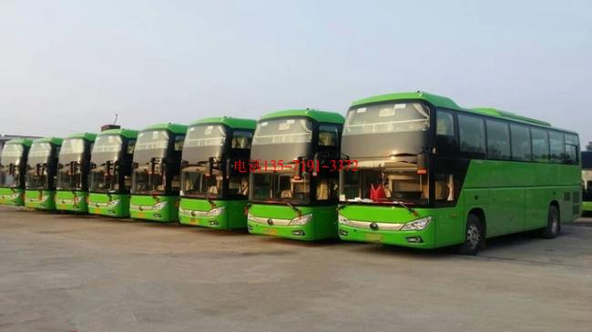 西照川镇旅游大巴车租赁