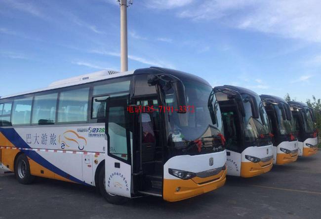 西口回族鎮旅游大巴車租賃