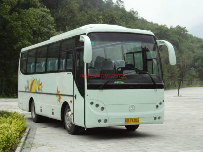 青銅關鎮旅游大巴車租賃