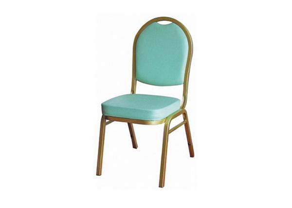酒店铝合金餐椅
