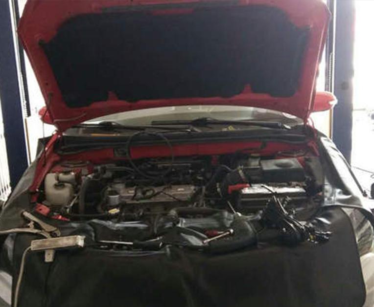 汽车油改气中小维护保养中的用品