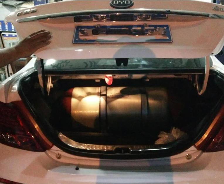 汽车油改气是不是会影响车辆的全体功能?