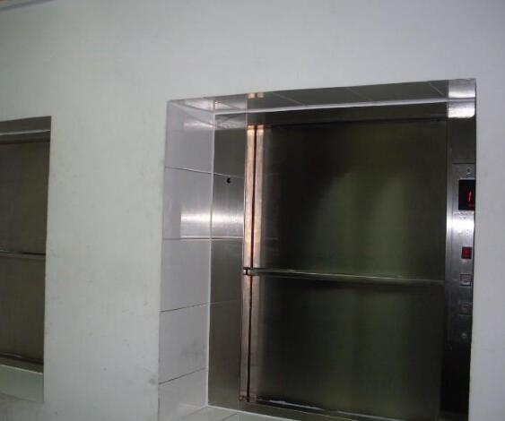传菜电梯调试