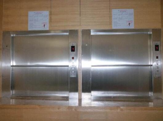 金旭传菜电梯