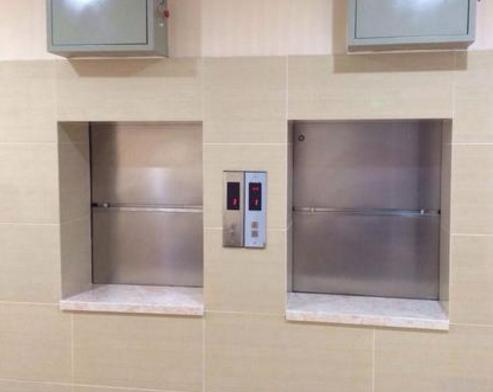 传菜电梯安装调试