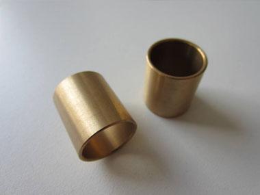 有色铜制零件