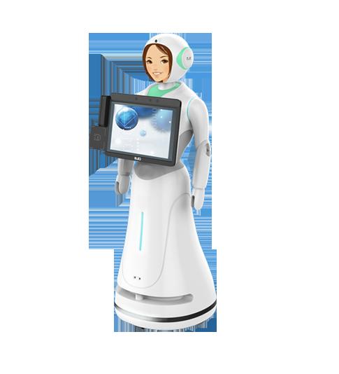 迎宾机器人-爱丽丝
