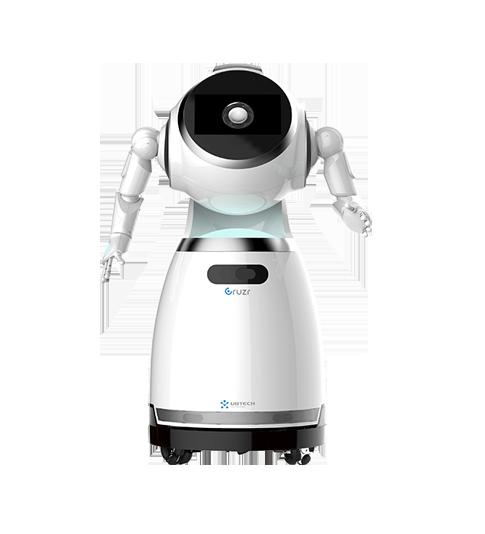Cruzr服务机器人