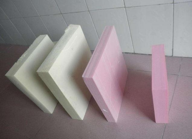 地暖聚苯板挤塑板
