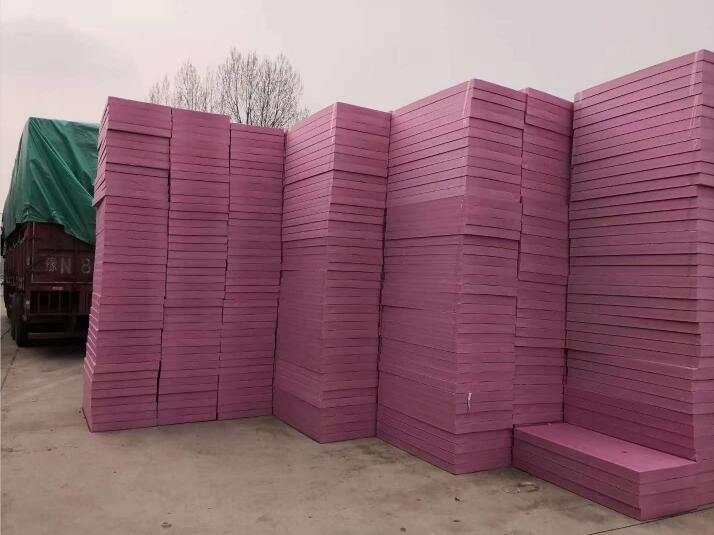 地暖pvc挤塑板