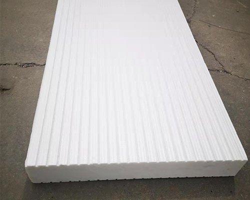 地暖白晶挤塑板