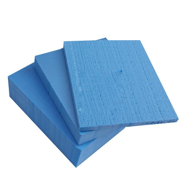 蓝色挤塑板