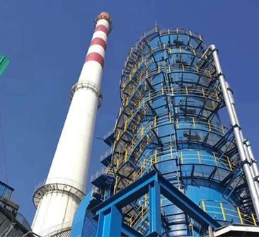 电厂烟气脱硫脱硝