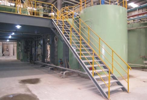谈谈重庆钢结构楼梯的形式!