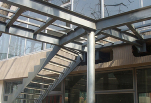 重庆钢结构阁楼