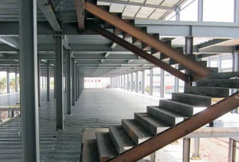钢结构螺旋楼梯设计与注意事项!