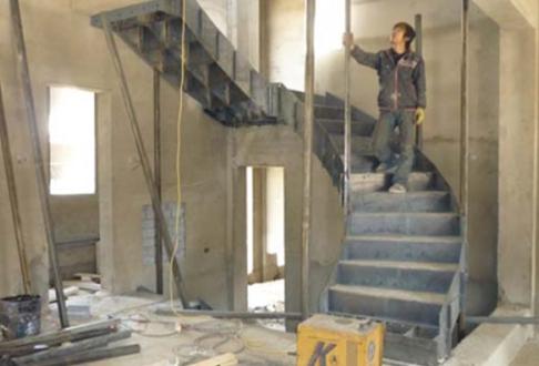 谈谈钢结构旋转楼梯的安装施工要点!