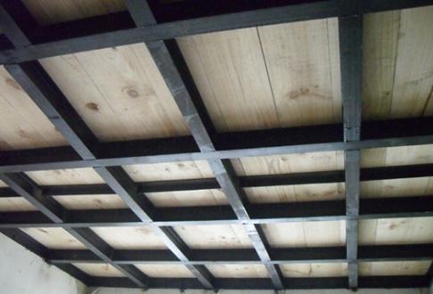 钢结构阁楼施工案例展示