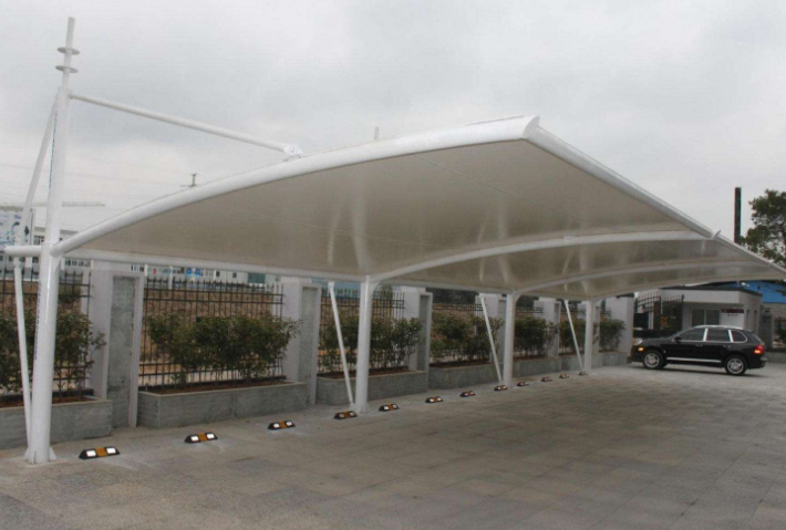 膜结构雨棚焊接的构造方式有哪些?