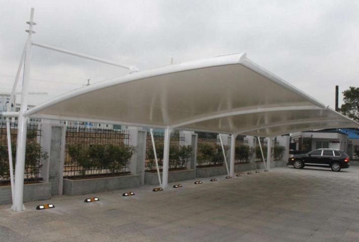 了解一下膜结构雨棚的价格是如何进行收费的?