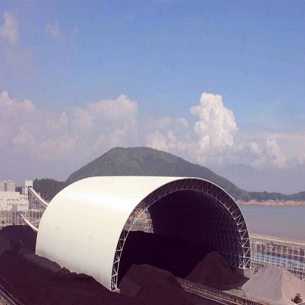 钢厂煤厂封闭5