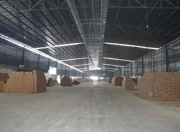 夹江纸皮砖厂区