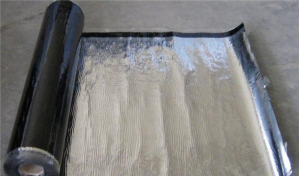 反应型自粘防水卷材