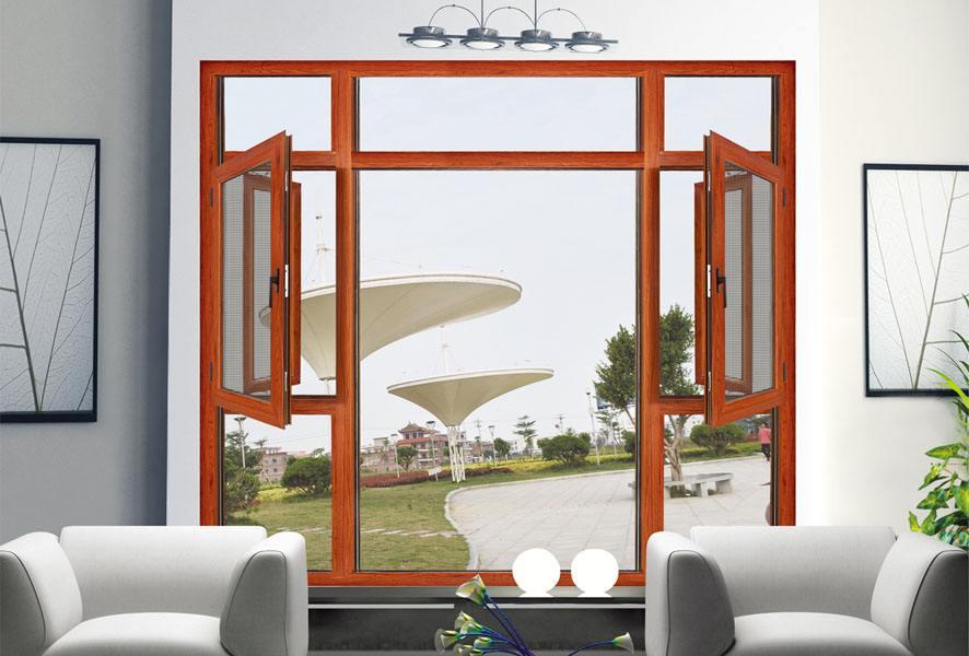 綿陽斷橋式鋁門窗