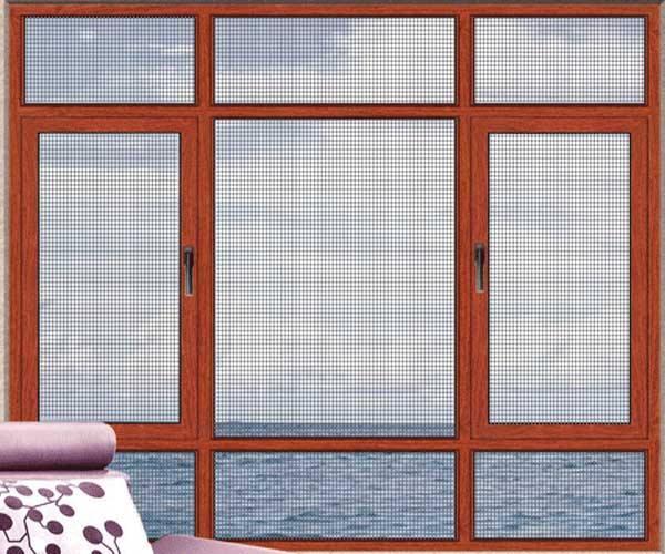 綿陽金剛網紗窗