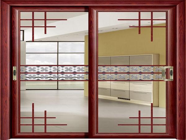 綿陽鋁合金門窗9