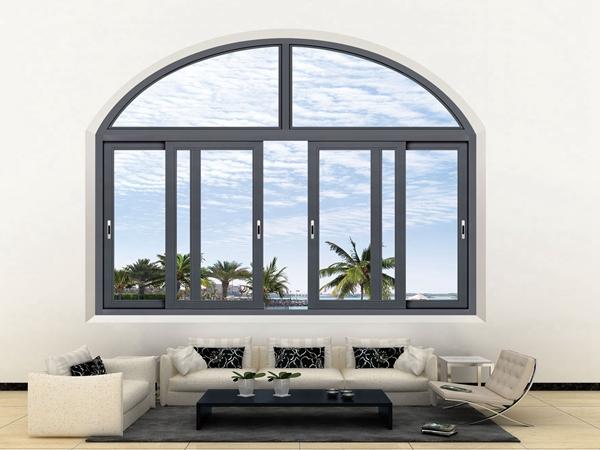 綿陽鋁合金門窗6