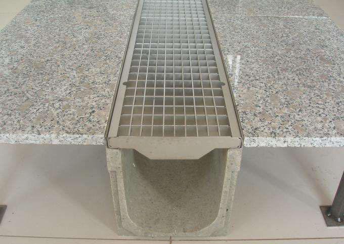 湖北/鄂州线性排水沟为什么可以满足不同工厂、建筑和道路的排水需求